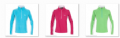 Trespass Apres Ladies 1/2 Zip Outdoor Skiing Micro Fleece -Grasshopper Leisure